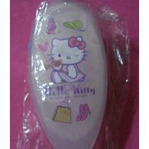Hello Kitty Cepillo Para Bolso Fashion Rosa Original