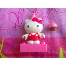 Hello Kitty Miniatura Con Bollito Megablock Serie 2