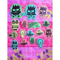 Hello Kitty Set Bratz Maru Figuras Brillan En La Obscuridad