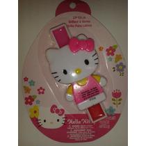 Hermoso Brillo Para Labios Hello Kitty! 100% Original