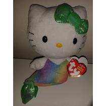 Hermoso Peluche Hello Kitty Ty! Importado