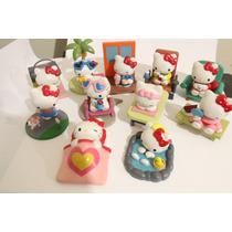 Set De Figuras De Hello Kitty