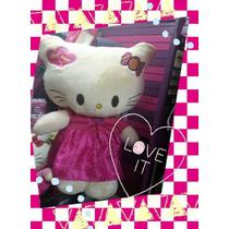 Hello Kitty Gigante 1 Metro 35cm Super Regalo Oso De Peluche