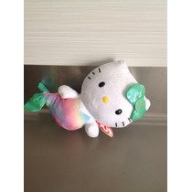 Hello Kitty Peluche Sirena 15 Cm Nueva Original