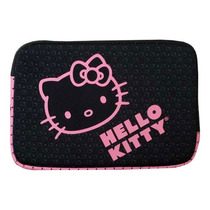 Hello Kitty Funda Para Tu Laptop Sanrio Original Au1