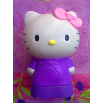 Hello Kitty Con Alas Figura Con Sello De Mc Donalds