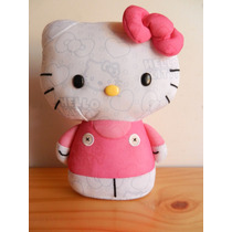 Hello Kitty Muñeco De Peluche