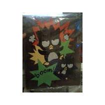 Carpeta De Badte-maru De Plastic Hello Kitty Hojas Carta