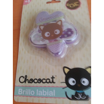 Hello Kitty Brillos Labiales - Chococat - Fiesta