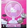 Padrisimo Ventilador Hello Kitty Sanrio Super Precio