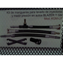 Kit Basico De Afinacion Fuel Injection
