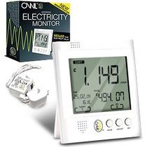 Ahorra Electricidad Con Medidor De Luz Owl Kill-a-watt