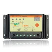 Controlador De Carga 30a Con Temporizador, Paneles Solares