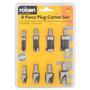 Madera Plug - Rolson 8pc Cortador 9.5mm Herramientas Caña B