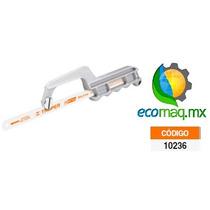Mini Arco Aluminio Segueta 12 Pulgada Truper 10236 Ecomaqmx