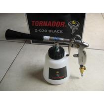 Tornador Black Para Limpieza De Tapicerias, Vestiduras Y Mas