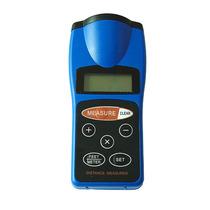Medidor De Distancia Ultrasonico Con Apuntador Laser Lcd