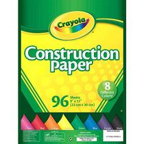 Crayola Papel De Construcción