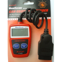 Tb Scanner Autel (maxiscan Ms309) Obd-ii Code Read