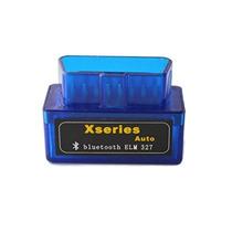 Tb Scanner Xseries Auto Super Mini Elm327 V1.5 Obd2 Obd-ii