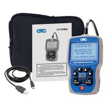 Tb Scanner Otc 3111pro Trilingual Scan Tool Obd Ii, Can,