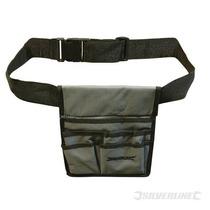 Cinturón De Herramientas - Silverline Valija 5 Pocket Const