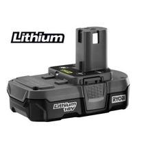 Bateria Ryobi P102 Lithium + De 50 Herramientas 18 Voltios!