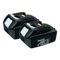 Baterias De Litio Pila Makita Bl1830-2