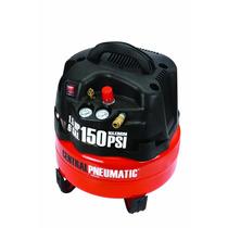Compresor De Aire 6 Gal. 1.5 Hp 150 Psi