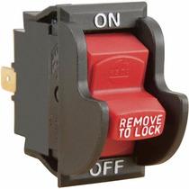 Interruptor De Seguridad Maquinaria Carpintero 110/220 D4163
