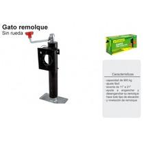 Gato Para Remolque Con Y Sin Rueda 2,000 Lbs Lion Tools