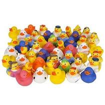 Lote De Patos Surtido De Goma [toy]