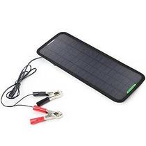 Allpowers 18v 5w Batería De Coche Solar Portátil Cargador Bu