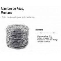 Alambre Puas Tool Bronco Montana 34kg 367 Mts