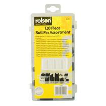 Rollo Pin Set - Rolson 120pc Surtido Selección Pequeña Y
