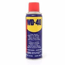 Wd-40 5.5 Oz. Evita Corrosión Protege Inyectores Auto