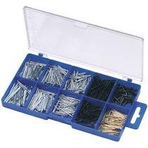 Uñas Y Pin Set - Draper 485 Piezas Y Surtido