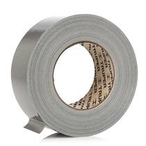 Cinta Adhesiva Gris Para Ductos Reforzada 50m Truper 12588