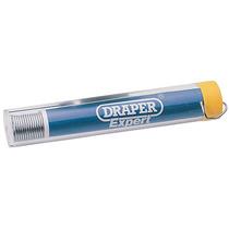 Solder Wire - Draper 20g Tubo De K60 40 Estaño Plomo Eléct