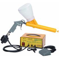 Sistema Powder Coating Maquina Pintura Electrostatica Polvo