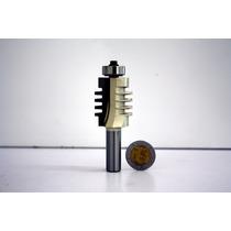 Broca Router Industrial Finger Joint 1-1/2 Unión De Tablones