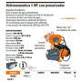 Bomba Para Agua Hidroneumática 1 Hp, Con Presurizador. Trupe