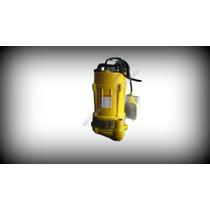 Bomba Sumergible Para Agua Limpia 3/4 Hp Con Flotador