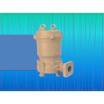 Bomba Sumergible Para Agua Sucia 1 Hp Trifasica