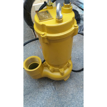 Bomba Sumergible Para Agua Sucia 5 Hp