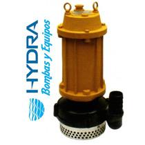 Bomba Sumergible Para Agua Sumergible Trifásica 1 ½ Hp