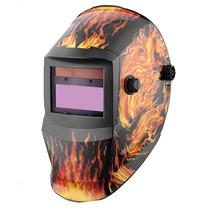 Careta Soldar Auto Oscurecimiento Fotosensible Electrónica
