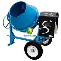 Mezcladora Mpower De Concreto 1 Saco Acero S/motor Ecomaqmx