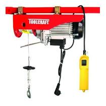 Polipasto Electrico Toolcraft 500-1000 Kg Envio Gratis Hm4
