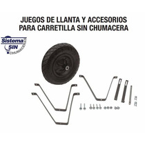Llanta Y Accesorios P/carretilla Sin Chumacera Ctjr4sc Hm4